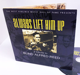 Blind Alfred Reed CD