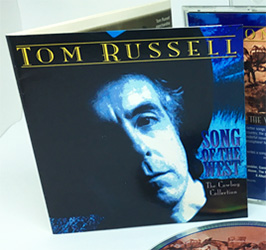 Tom Russell CD