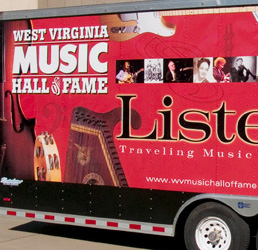 West Virginia Music Hall of Fame Trailer